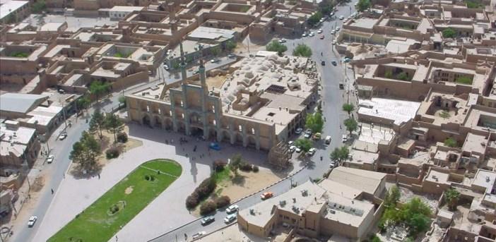 مجموعه تاریخی مسجد امیر چخماق از جاذبه های یزد
