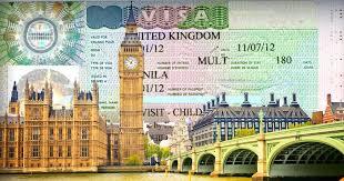 ویزای انگلستان و اخذ وقت سفارت انگلیس
