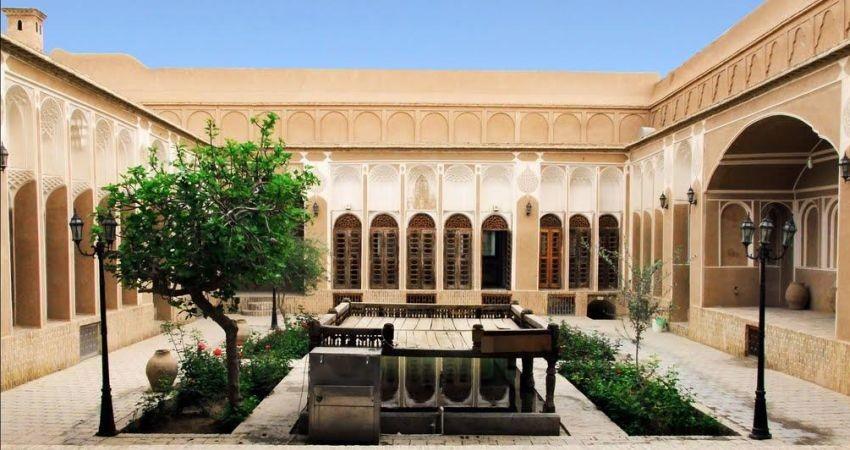موزه آب و خانه کلاهدوزها از جاذبه های گردشگری یزد