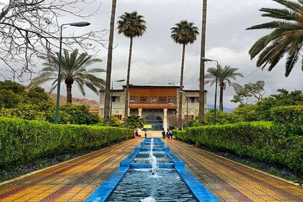 باغ دلگشا از جاذبه های تاریخی شیراز