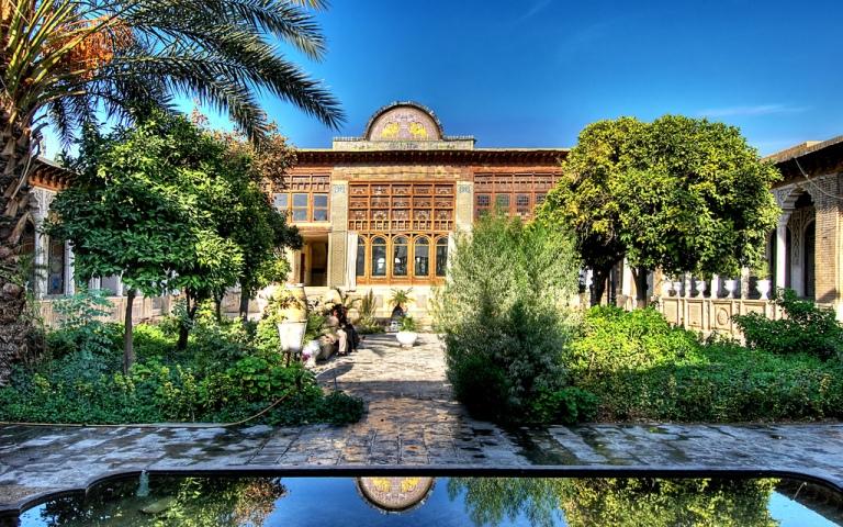 خانه زینت الملوک از جاذبه های گردشگری شهر شیراز